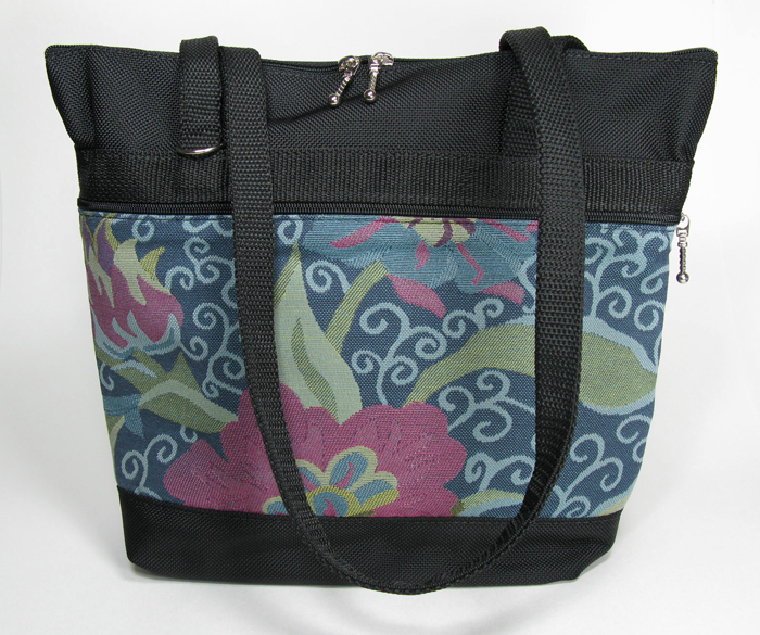 Purse Sized Tote - Asian Teal